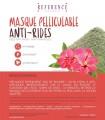 Masque Peel-off  Anti-Rides