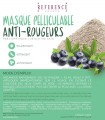 Masque Peel-off  Anti-Rougeurs