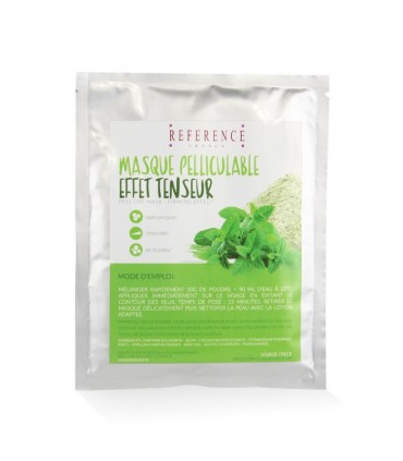 Masque Peel-off Tenseur Liftant