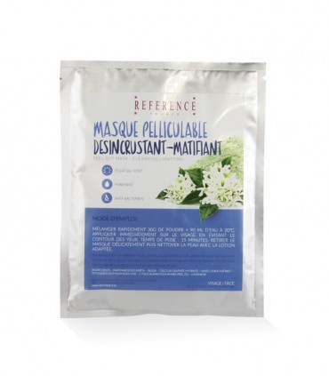 Masque Peel-off Désincrustant Matifiant