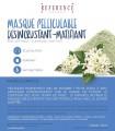 Masque pelliculable désincrustant, matifiant - Monodose 30g