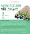 Masque Peel-off  Anti-Rougeurs